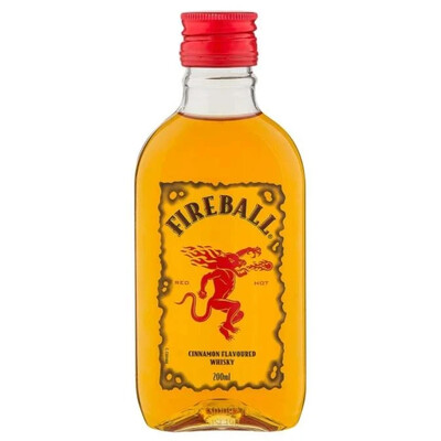 Fireball Cinnamon Whisky | 200 ML