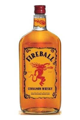 Fireball Cinnamon Whisky | 375 ML