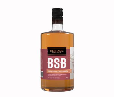 Heritage Brown Sugar Bourbon | 750 ML