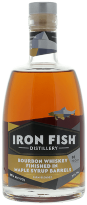 Iron Fish Maple Bourbon | 750 ML
