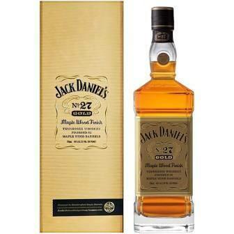 Jack Daniel's No. 27 Gold Maple Wood Finish | 750 ML