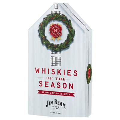 Jim Beam Whiskies Of The Season Set  | 50 ML
