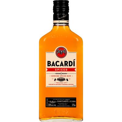 Bacardi Spiced Rum   375 ML