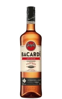 Bacardi Spiced Rum   750 ML