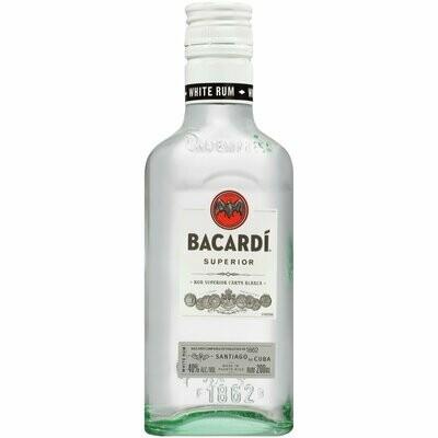 Bacardi Superior   200 ML