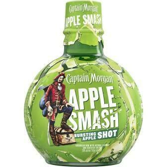 Captain Morgan Apple Smash   750 ML