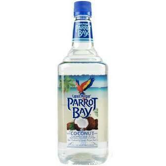 Captain Morgan Parrot Bay Coconut   750 ML