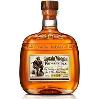 Captain Morgan Private Stock   750 ML