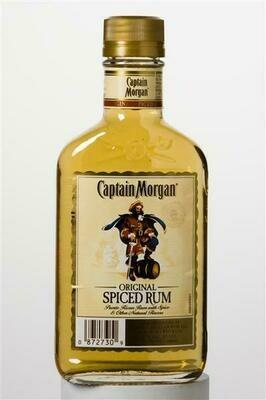 Captain Morgan Spiced Rum    200 ML
