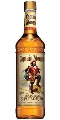 Captain Morgan Spiced Rum - Plastic   750 ML