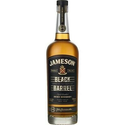 Jameson Black Barrel | 750 ML