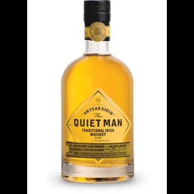 The Quiet Man Traditional Irish Whiskey | 750 ML