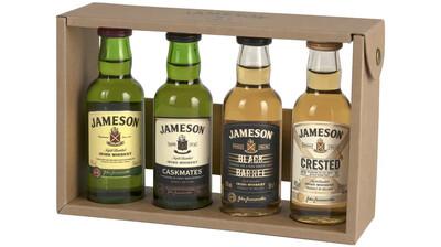 Jameson 4 Pack Minis  | 50 ML