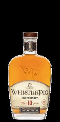 Whistlepig 10 Year Straight Rye | 750 ML