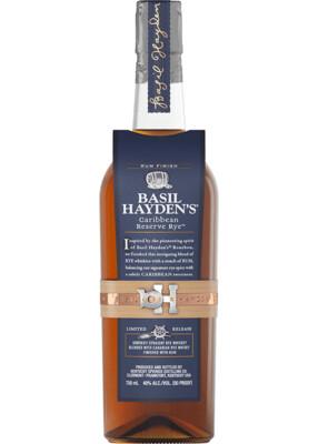 Basil Hayden's Caribbean Reserve Rye | 750 ML