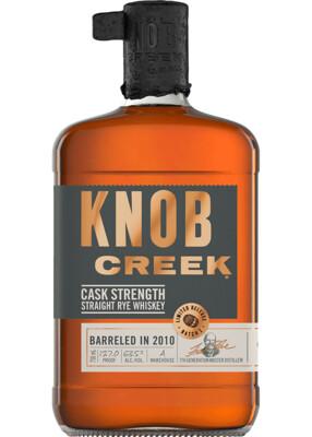 Knob Creek Rye Cask Strength | 750 ML