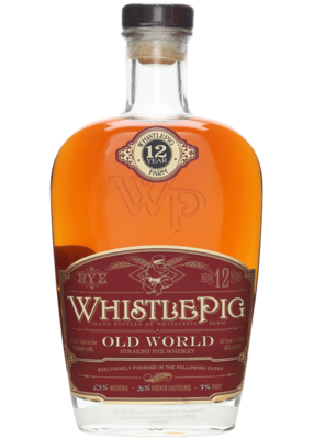 Whistlepig 12 Year Old World  | 750 ML