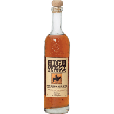 High West Rendezvous Rye | 750 ML