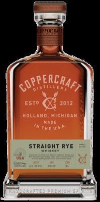 Coppercraft Straight Rye Whiskey | 750 ML