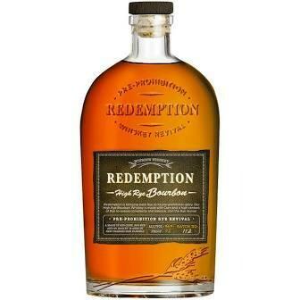 Redemption High Rye Bourbon | 750 ML