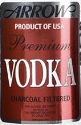 Arrow Vodka   375 ML