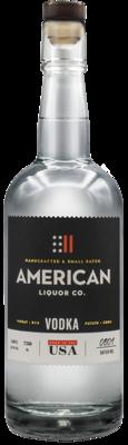 American Liquor Co. Vodka   750 ML