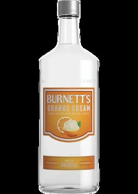 Burnett's Orange Cream   750 ML