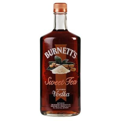 Burnett's Sweet Tea   750 ML