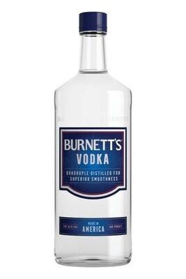 Burnett's Vodka    1.75 L