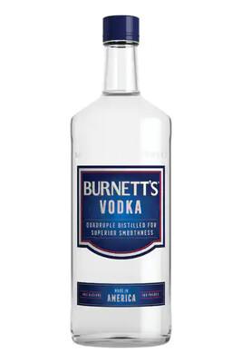 Burnett's Vodka   375 ML