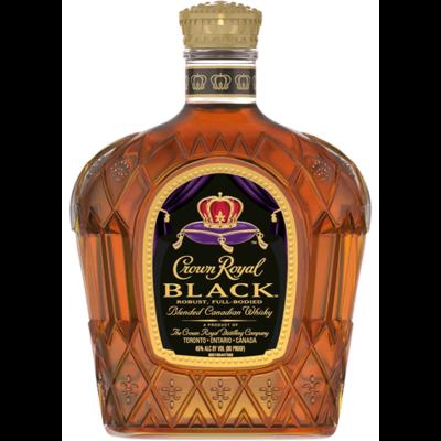 Crown Royal Black   375 ML