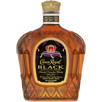 Crown Royal Black   750 ML