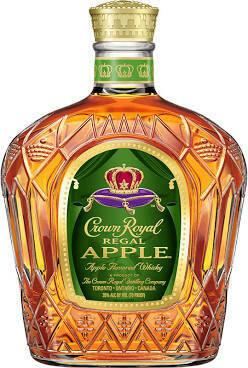 Crown Royal Regal Apple   375 ML