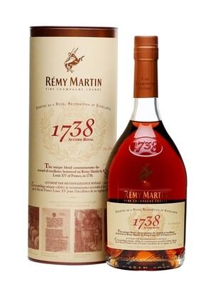 Remy Martin 1738 Accord Royal | 750 ML