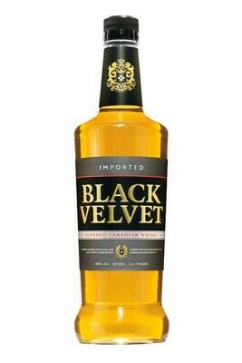 Black Velvet   750 ML