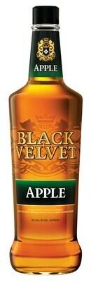 Black Velvet Apple   750 ML