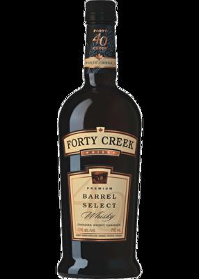 Forty Creek Barrel Select   750 ML