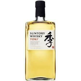 Toki Japanese Whisky   750 ML