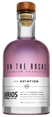 On The Rocks The Aviation   375 ML
