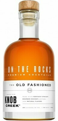 On The Rocks The Old Fashioned   375 ML