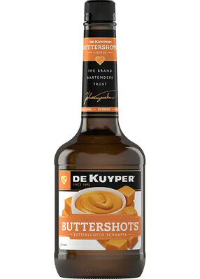 Dekuyper Buttershots   750 ML