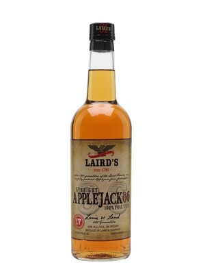 Laird's Straight Applejack 86 | 750 ML