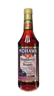 Mohawk Blackberry Brandy | 750 ML