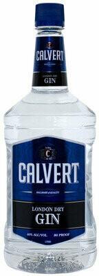 Calvert London Dry Gin   750 ML