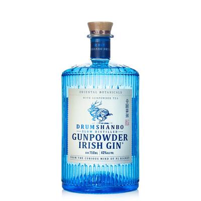 Drumshanbo Gunpowder Irish Gin   750 ML