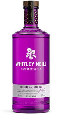 Whitley Neill Rhubarb & Ginger   750 ML