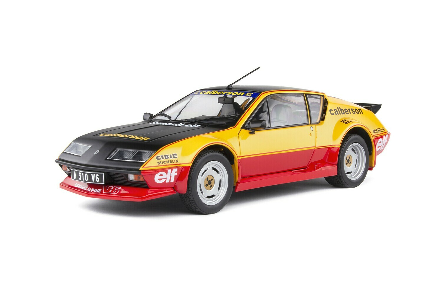 Alpine A310 Pack GT Calberson Evocation – 1983 - 1/18