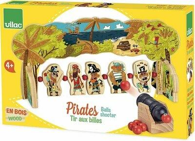 Vilac - Tir aux billes Pirates