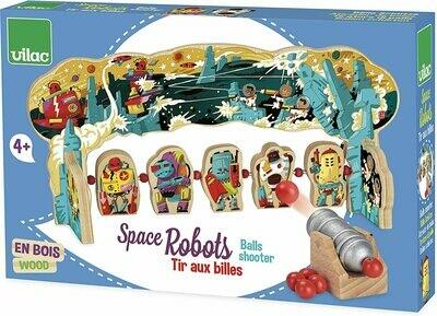 Vilac - Tir aux billes Space Robots