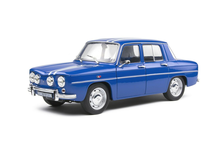 RENAULT 8 GORDINI 1300 – BLEU GORDINI – 1967 - 1/18